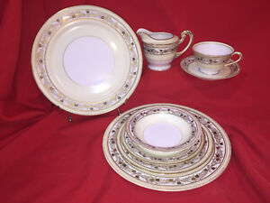 Vintage Sango China Replacement Pieces Made in Occupied Japan black ...