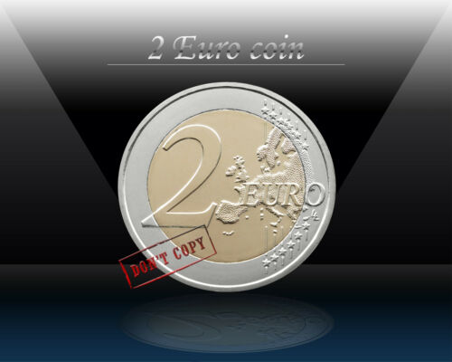 25th anni of Slovak Republic UNC Commemorative coin SLOVAKIA 2 EURO 2018