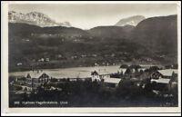ULVIK Norwegen Norge Norway ca. 1930 Jjeltnes Hagebrukskule Vintage Postcard