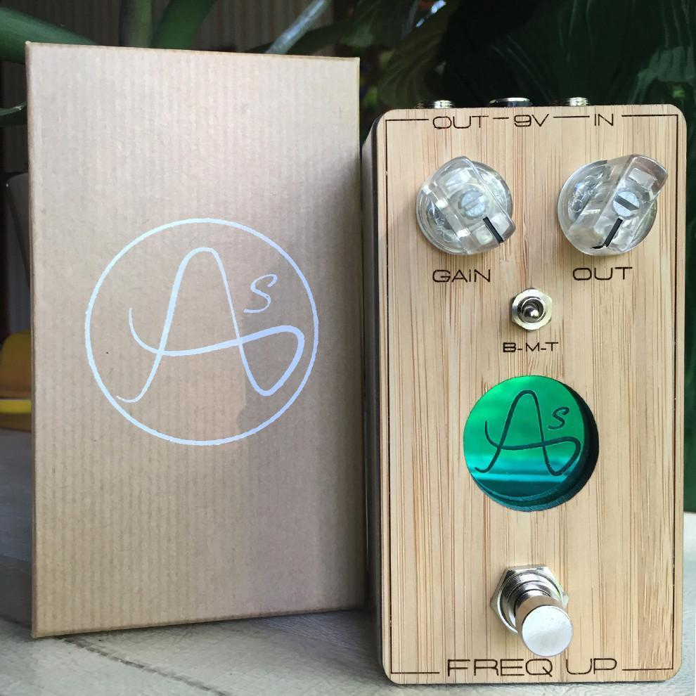Anasounds Freq Up - Boost Pedal
