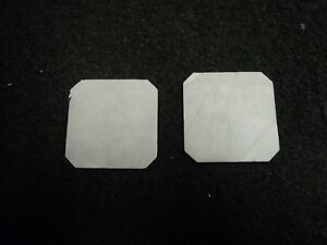 REPLACENMENT  Glass Mount ANTENNA Pads - TO RE - stick a glass mount antenna.