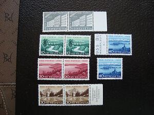 Switzerland-Stamp-Yvert-and-Tellier-N-562-A-566-x2-N-A19-Stamp-Switzerland