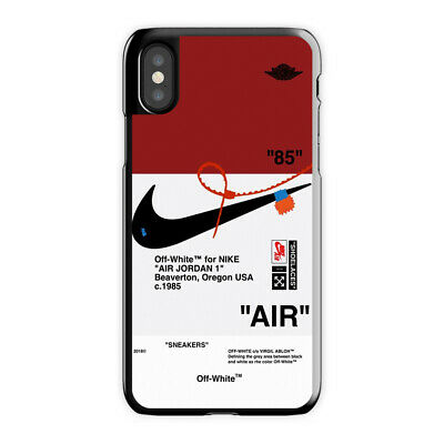 Off White Sneakers Aj Air Phone Case Fit For Iphone 5s