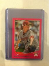 2013 topps online Exclusive mini Pink LUCAS HARRELL #164 ASTROS 15/25  MADE