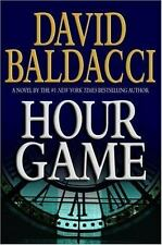 Sean King and Michelle Maxwell: Hour Game No. 2 by David Baldacci (2004, Hardcover)