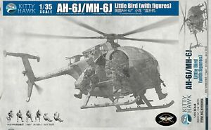 Kitty-Hawk-KH50004-1-35-AH-6M-MH-6M-night-talker-with-6-crew-figures-Version-2