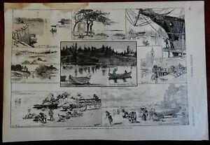 Kennebunk-Maine-Kennebunk-River-Old-Orchard-Beach-1887-Fenn-old-print