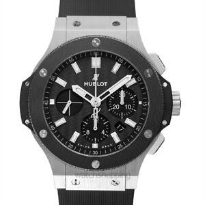 HUBLOT Big Bang 301.SM.1770.RX Black Dial Men's Watch Genuine FreeS&H