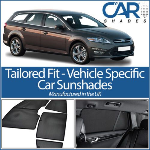 Ford Mondeo Estate 20072014 UV CAR SHADES WINDOW SUN BLINDS PRIVACY GLASS TINT