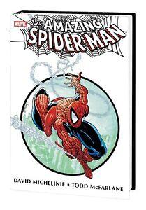 The Amazing Spider-Man McFarlane Marvel  Omnibus New Sealed HC - VARIANT COVER