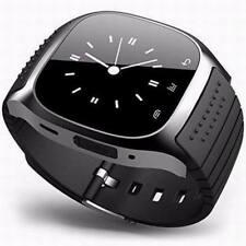 Мат на запястье водонепроницаемая Bluetooth Smart часы для Android Htc Samsung Iphone Ios