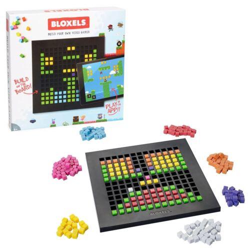 Nouveau bloxels construire votre propre jeu vidéo Starter Kit MATTEL OFFICIEL