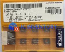 10PCS//Box New Mitsubishi CNC Blade AOMT123612PEER-M VP15TF