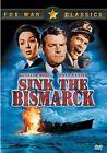 Sink The Bismarck 0024543072133 DVD Region 1 P H
