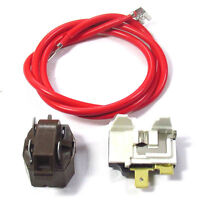 Refrigerator Freezer Overload Relay Kit (see Model Fit List Below)