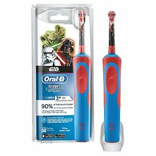 Oral-B Stages Power Kids Star Wars Cepillo Dientes Eléctrico nuevo emb. orig.