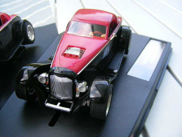Carrera Evolution 27201 '32 Ford Hotrod Supercharged NIP