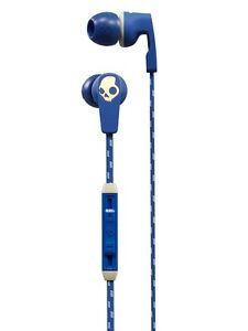 Skullcandy NEW Official Blue Strum In Ear Headphones Remote  Mic  Travel Case - <span itemprop=availableAtOrFrom>West Midlands, United Kingdom</span> - Skullcandy NEW Official Blue Strum In Ear Headphones Remote  Mic  Travel Case - West Midlands, United Kingdom