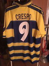 Camiseta Futbol Parma 98/99 Hernan Crespo Argentina Vintage Inter Milán Lazio