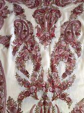 Pakistani/Indian Kashmiri Pashmina Jamavar Shawl/Scarf/Stole/Wrap/Hijab Clothing