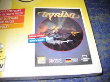 Tyrian PC Shoot 'em up BIG BOX NEU und verschweisst