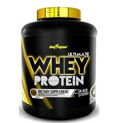 PROTEINA BIGMAN ULTIMATE WHEY PROTEIN 2Kg chocolate