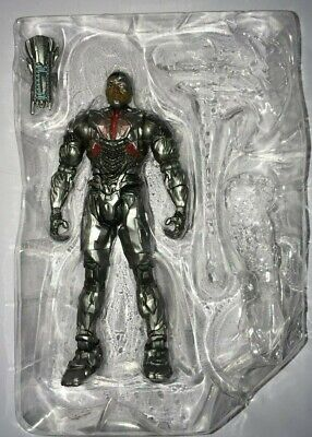 DC Multiverse Justice League CYBORG 6/' Action Figure Loose  New Steppenwolf
