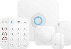 Ring Alarm 5-piece Kit 2nd Generation Home Security System Brand New