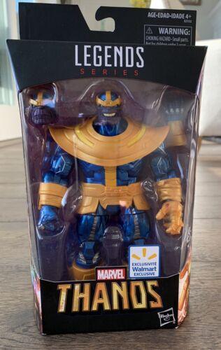 NIB THANOS Marvel Legends Walmart Endgame Infinity War Gauntlet BAF size