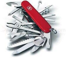 Victorinox Swiss Army Knife, Swisschamp, Red 53501, Pocket Knife NEW