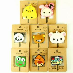 New-Design-High-Quality-SO-SO-Super-Cute-Adorable-All-Animal-Characters-Key-Cap