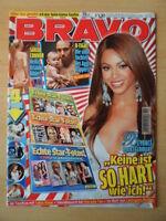 BRAVO 19 2.5. 2007 Beyonce Sarah Connor Zac Efron Pink Tokio Hotel LaFee