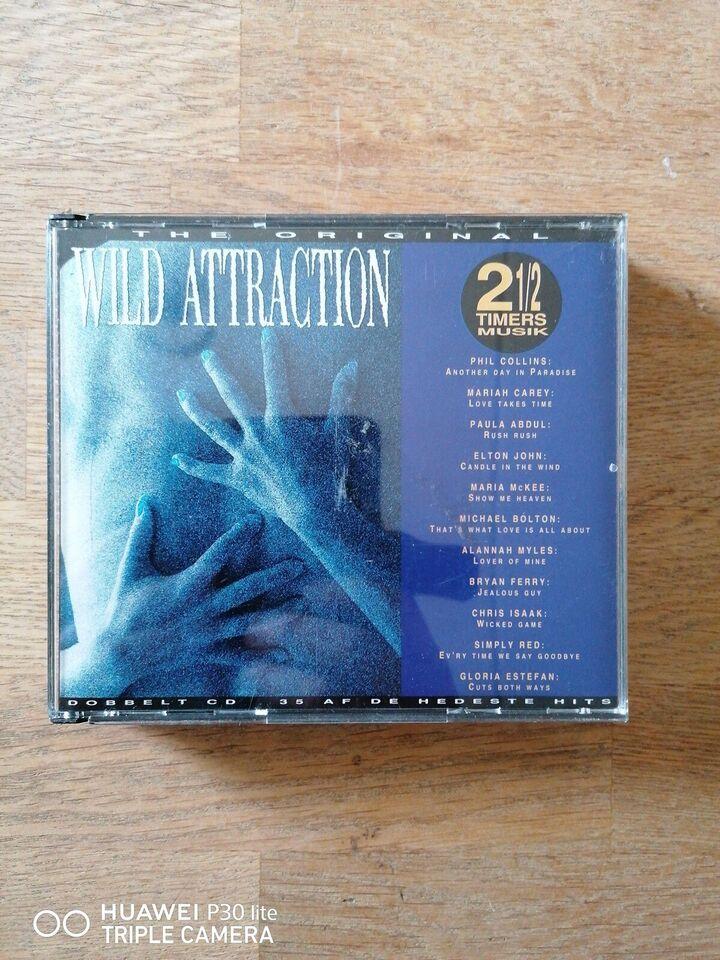 Blandet: Wild attraction, andet
