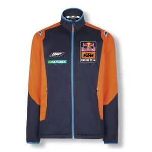 Factory Mens Softshell Jacket orange Racing Zip Bull Alpinestars Red Full 2018 Blue Team Ktm q6YFHttw