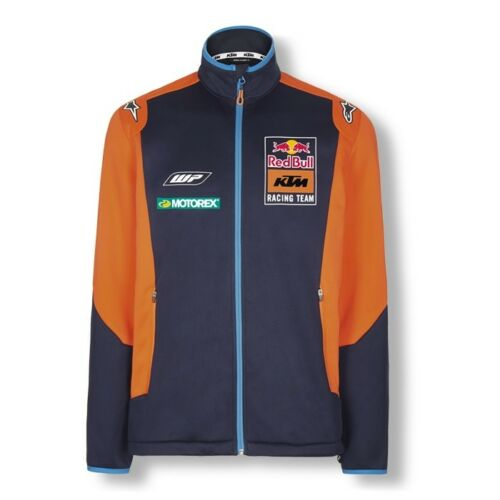 Jacket Full Softshell 2018 Zip Team Mens Bull Alpinestars Blue Racing orange Factory Red Ktm 8zH8qp