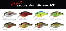DUO Realis Crank Mid Roller 40F 1 5//8 oz Crankbait Lure Chart Gill Halo