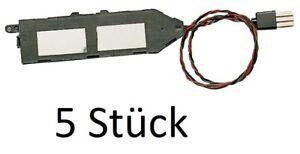 Roco-H0-42620-S-Universal-Bettungsweichen-antrieb-5-Stueck-NEU-OVP