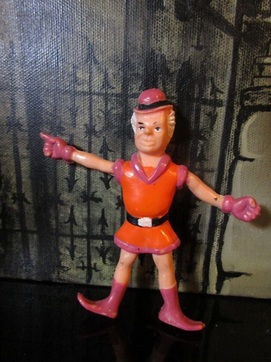 Mego Bend n Flex Mxyzptlk VINTAGE RARE WGSH DC COMICS 1974
