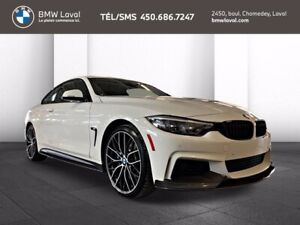 2018 BMW Série 4 440i xDrive *CPO* Edition M Performance, Rare!
