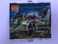 Lego Pirates Of The Caribbean 30133 Jack Sparrow