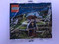 Lego Pirates Of The Caribbean 30133 Jack Sparrow