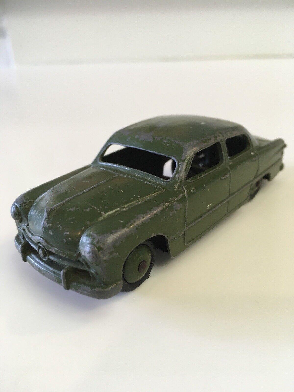 Dinky Toys Meccano Ford Sedan Staff Car No.139am 1950 Grün