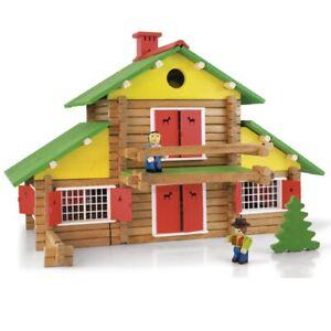 Chalet-en-bois-a-construire-240-pieces-Jeujura-8005