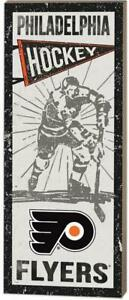 Philadelphia Flyers Vintage Player Wood Sign (New) Canada Preview