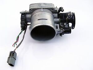 Details about D#5 Infiniti Q45 90mm throttle body TPS sensor SR20DET 2JZ  S13 Z32 S14 ka OEM