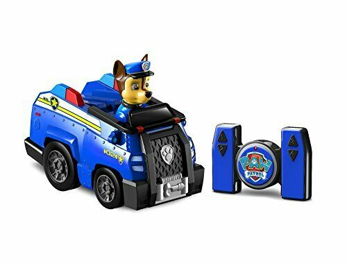 Jamn Products Paw Patrol My First Rc Chase Rescue Racer Remote Control for Ages