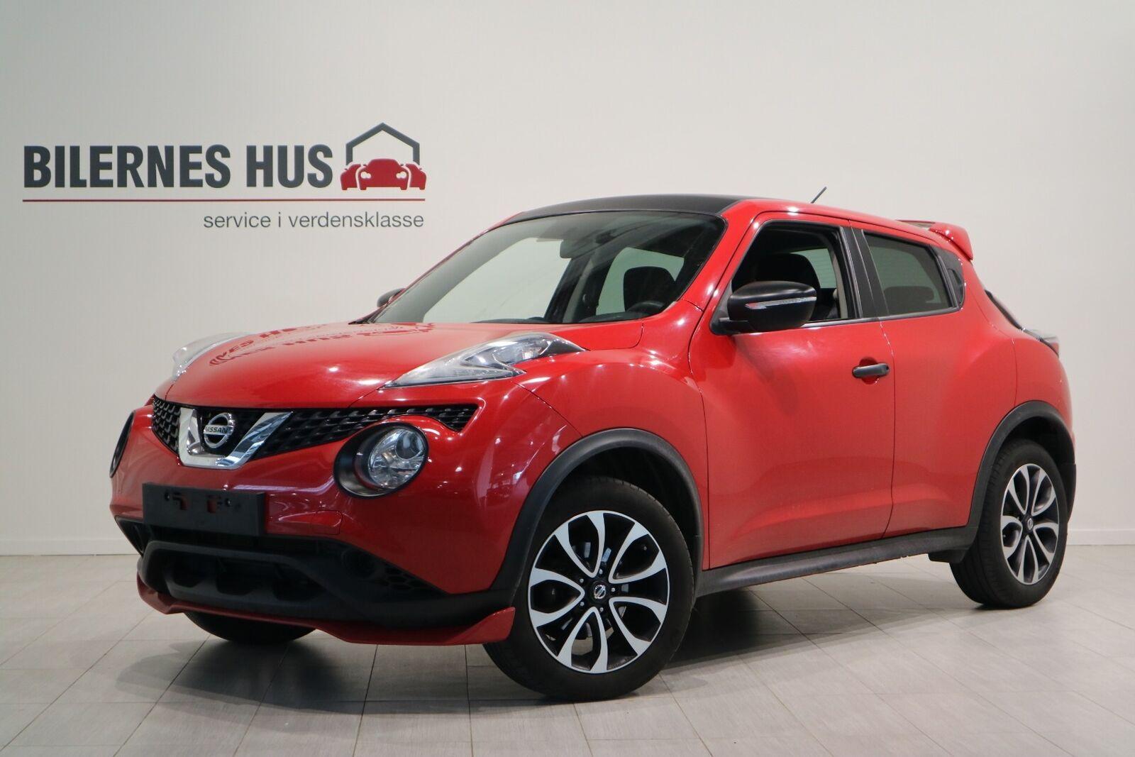 Nissan Juke Billede 4
