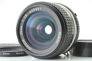 NEAR-MINT-Nikon-Ai-S-Nikkor-28mm-f-2-8-Wide-Angle-MF-Lens-From-Japan-250620