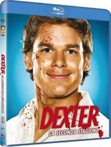 Blu-Ray-DEXTER-Stagione-02-Blu-Ray-4-Dischi-NUOVO