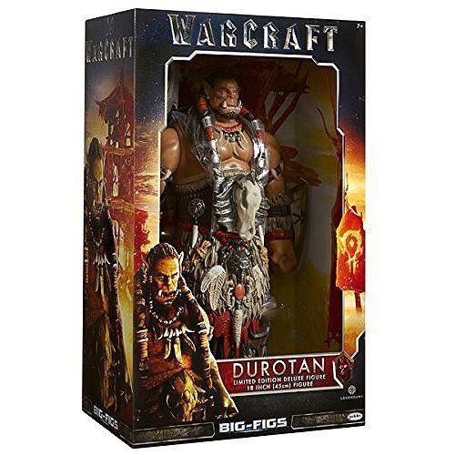 nuevo estilo Película de Warcraft 18 18 18 Pulgadas Figura De Acción Big higos Series-Durojoan  gran descuento